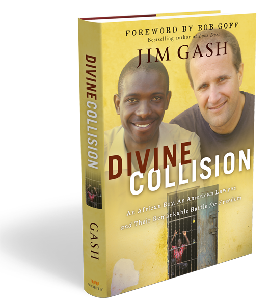 ORDER A COPY OF DIVINE COLLISION